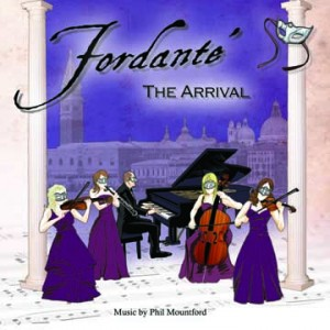 The Arrival is Fordante's debut album, composed & produced by Phil Mountford.