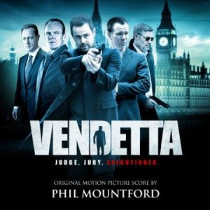 Vendetta Film Soundtrack by Phil Mountford
