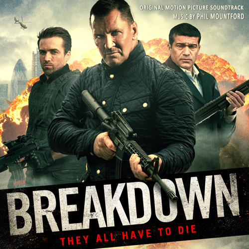 Original Motion Picture Soundtrack to Breakdown by Phil Mountford