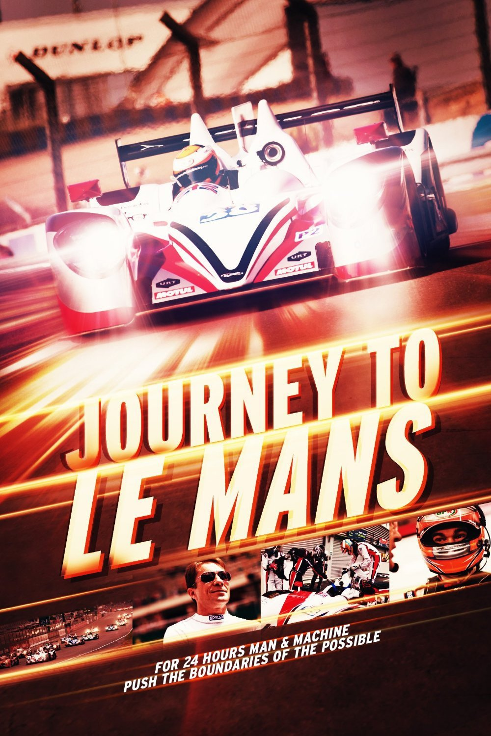 Journey To LeMans film