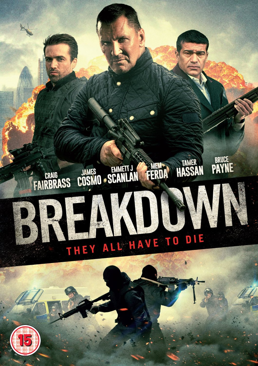 Breakdown feature film